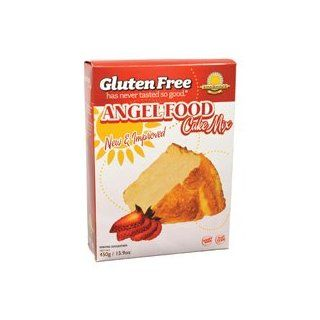 Cake Mix, Angel Food, G/F , 16 oz (pack of 6 ) ( Value Bulk Multi pack) Health & Personal Care