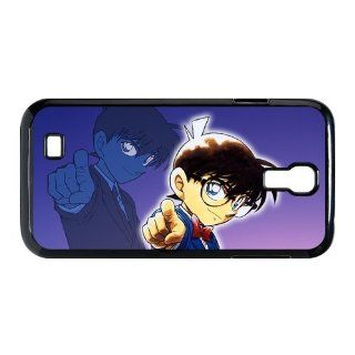 Fashion Custom Case Cover Cases Classic Cartoon Detective Conan for iPhone 5 EWP Cover 5117 Cell Phones & Accessories