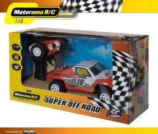 Motorama R/C SUPER OFF ROAD REMOTE CONTROL CARS, TRUCK, VEHICLES Toys & Games
