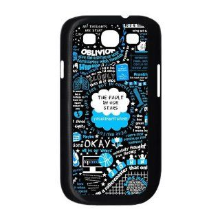Okay John  The Fault in Our Stars Awesone Durable Case Cover For Samsung Galaxy s3 i9300 By Beautiful Heaven Cell Phones & Accessories