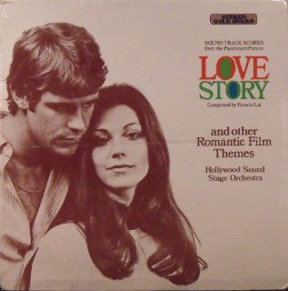 Love Story and Other Romantic Film Themes Music