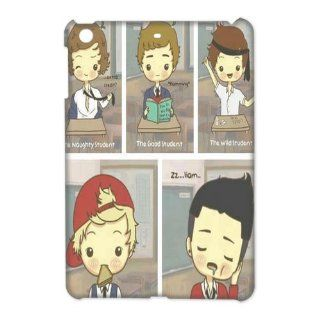 Designyourown Case One Direction Ipad Mini Cases Hard Case Cover the Back and Corners SKUipad 7252 Computers & Accessories