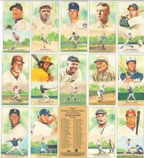 2011 Topps Baseball Kimball Champions Complete Mint 50 Mini Card Series #3 Insert Set (Cards #Kc 101 to Kc 150) Loaded with Stars and Hall of Famers Including Babe Ruth, Joe Dimaggio, Cy Young, Eric Hosmer, Ryan Howard, Tom Seaver, Justin Verlander, Nolan