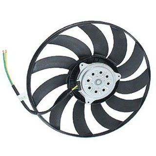 AUDI A4 QUATTRO Radiator Cooling Fan LEFT 02 08 NEW Automotive