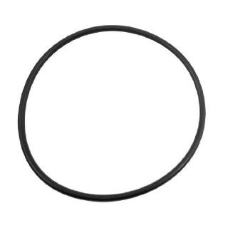 110mm Outside Dia 4mm Thick Flexible Rubber O Ring Seal Gasket