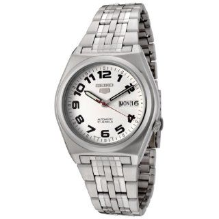Seiko Men's SNK653K Automatic Stainless Steel Watch Seiko Watches