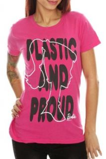 Barbie Plastic And Proud Girls T Shirt