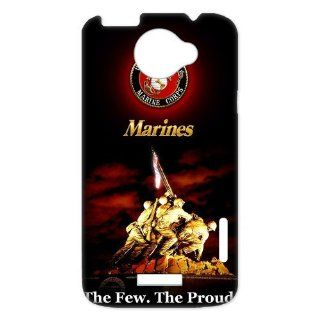 US Marine Corps USMC HTC ONE X X+ Cover Case U.S. Marines Army Proud Cell Phones & Accessories