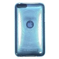 BasAcc Clear Blue Circle TPU Case for Apple iPod Touch Generation 2/ 3 BasAcc Cases