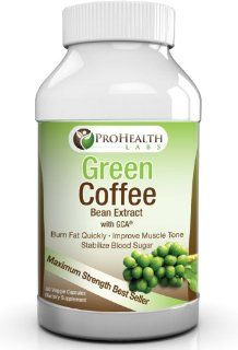 Pure Green Coffee Bean Extract 800mg   Diet Supplement Capsules Recommended to Lose Weight Fast   Boosts Metabolism to Burn Fat Quickly in Women & Men   Highest Quality and Max Strength Chlorogenic Acid   100% Satisfaction or Money Back Health &