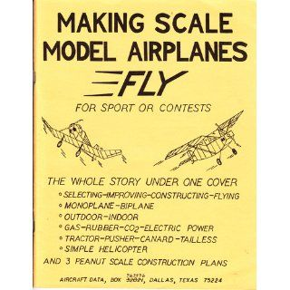 Making Scale Model Airplanes Fly William F. McCombs Books