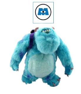 Disney Monsters Inc Sulley Mini Plush Backpack Toys & Games