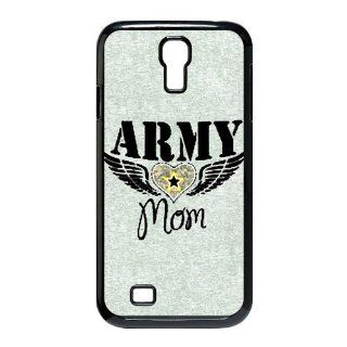 Proud Army Mom SamSung Galaxy S4 Case Special US Army Design Galaxy S4 Case Cell Phones & Accessories