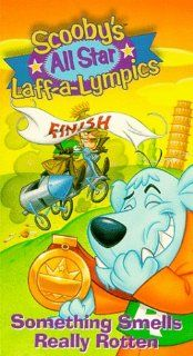 Something Smells Really Rotten [VHS] Scooby's Laff a Lympics Movies & TV