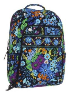 Vera Bradley Laptop Backpack in Midnight Blues Clothing