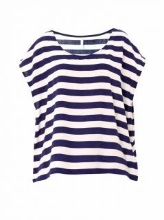 Boat striped oversized top  Cool Change