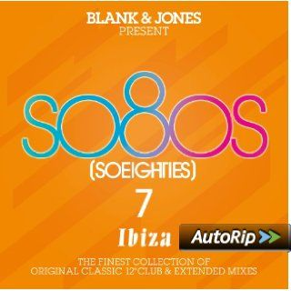 Blank & Jones present So80s (So Eighties) 7 Ibiza (Deluxe Box) Musik