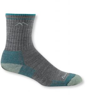 Womens Darn Tough Cushion Socks, Micro Crew