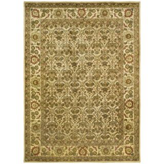 Safavieh Antiquity Garden Panel Gold Area Rug
