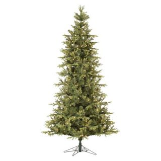 Elk Frasier Fir Dura Lit Slim Artificial Christmas Tree with Lights