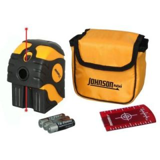 Johnson Self Leveling 2 Beam Laser Level 40 6670