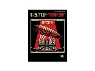 Alfred Led Zeppelin Mothership (Guitar TAB)