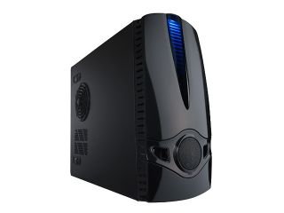 Rosewill R6252 BK Screw less Dual Fans ATX Mid Tower Computer Case