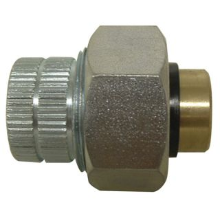 Watts .75 Dielectric Union Brass Pipe Fitting