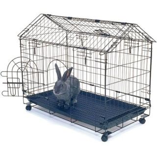 Kennel Aire Bunny House Rabbit Cage