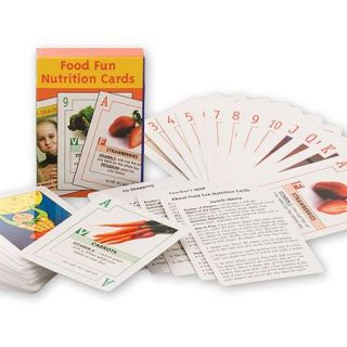 Food Fun Nutrition Cards