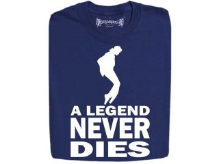 Stabilitees Michael Jackson Memorial Tribute A Legend Never Dies Mens T Shirts