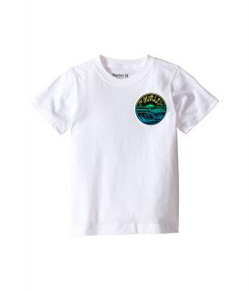 Hurley Kids Double Barrel Tee (Little Kids)