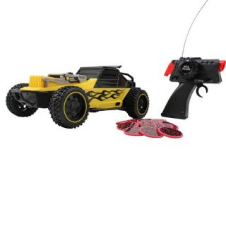 Jada Battle Machines Rapid Fire Battle Buggy   Yellow