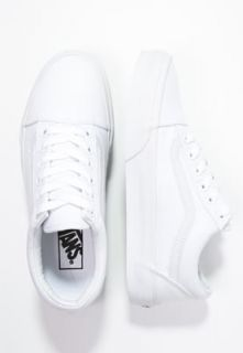 Vans OLD SKOOL   Skater shoes   true white