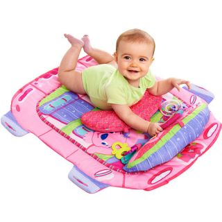Bright Starts Tummy Cruiser Prop & Play Mat