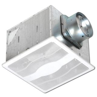 Dual Speed 130 CFM Energy Star Exhaust Bath Fan by Air King