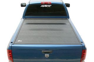 2002 2016 Dodge Ram Folding Tonneau Covers   BAK 72203   BAK BAKFlip F1 Tonneau Cover