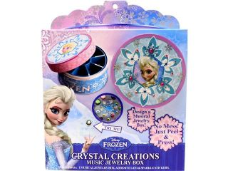 Frozen Crystal Musical Jewelry Box