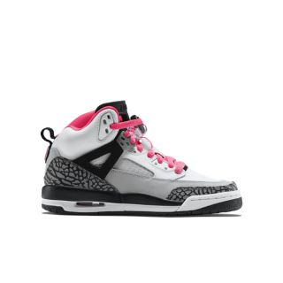 Jordan Spizike (3.5y 7y) Girls Basketball Shoe.