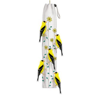 Homestead/Gardner Thistle Sak Finch Feeder in Yellow