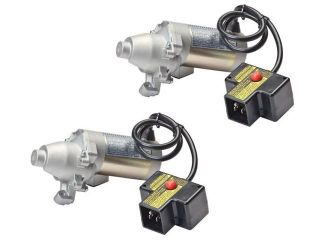 Oregon (2 Pack) 33 746 Replacement Electric Starter Motor, 120 volt
