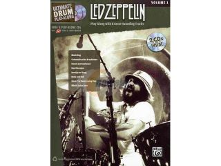 Ultimate Drum Play Along Led Zeppelin (Ultimate Play along)