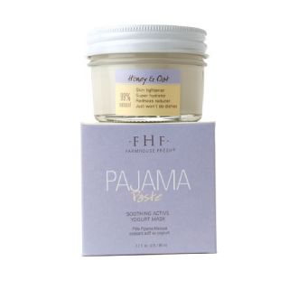 FarmHouse Fresh Mask, Pajama Paste Soothing Active Yogurt
