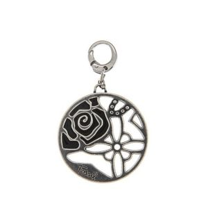 Fossil Jewelry Womens Stainless Steel Charm  ™ Shopping