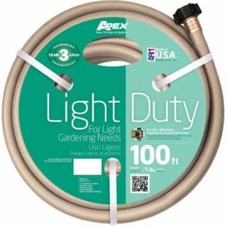 "Teknor Apex 8400 100 5/8"" x 100' Light Duty Garden Hose"