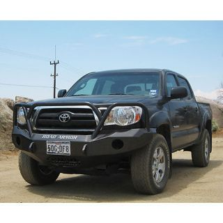 Road Armor Stealth Base Front Bumper With Full Guard 2005+ Toyota Tacoma