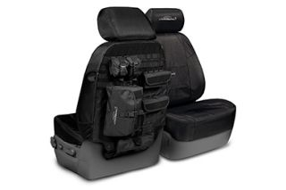 Coverking Tactical Seat Covers    on Cover King Cordura Tactical Molle Seat Covers for Cars, Trucks & SUVs