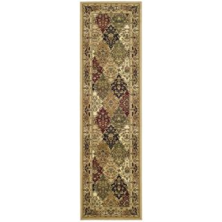 Safavieh Lyndhurst Multi colored/ Black Rug (23 x 10)   15127517