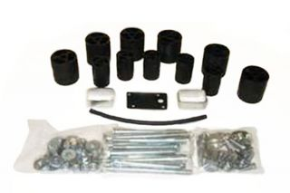 1987 1995 Jeep Wrangler Lift Kits   Performance Accessories PA933A   Performance Accessories Body Lift Kit