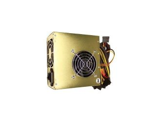 650W 2 Fans ATX Gold SATA PCIE Power Supply for Intel AMD PC